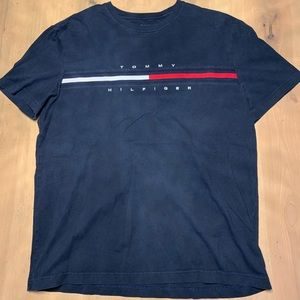 Navy Blue Tommy Hilfiger T-Shirt